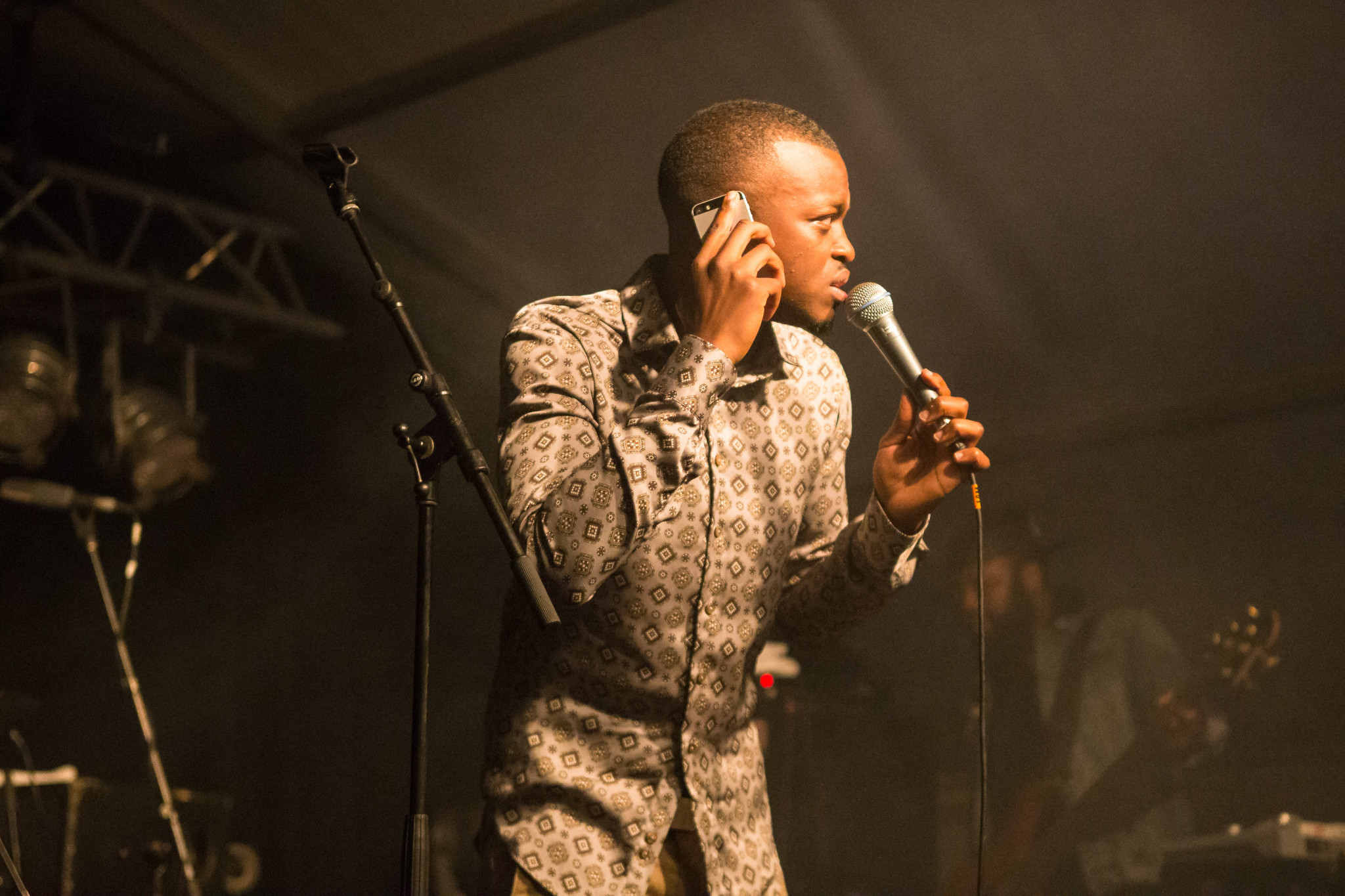 George The Poet, Liverpool