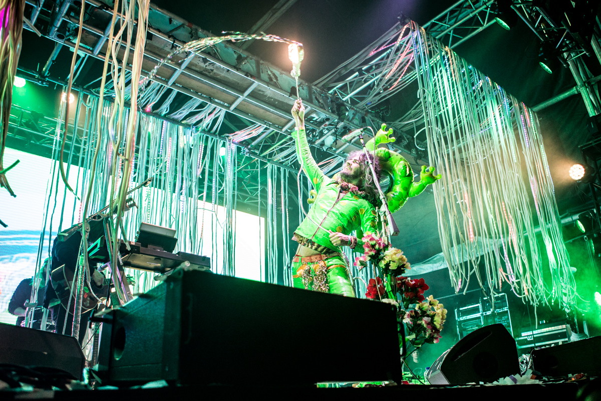 The Flaming Lips, Liverpool Sound City 2015
