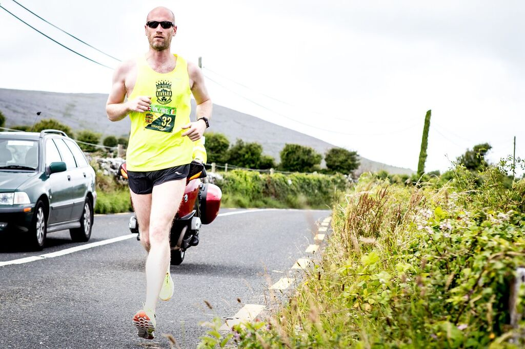 Saucony 'Road to Kinvara' Ireland