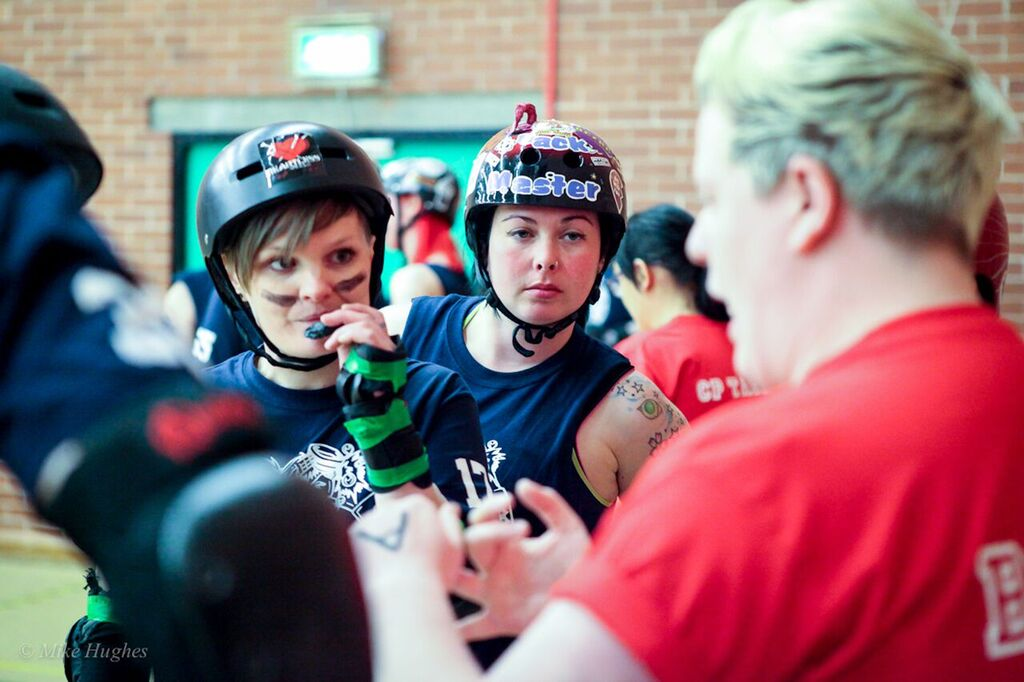 Riverside Rebels Roller Derby