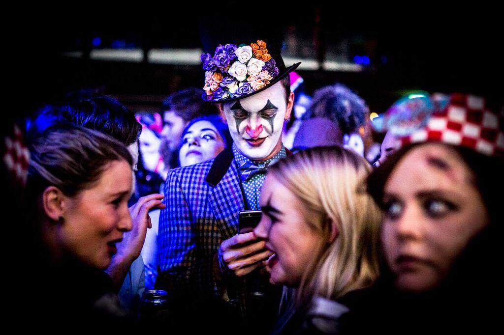 Vevo Halloween, Manchester