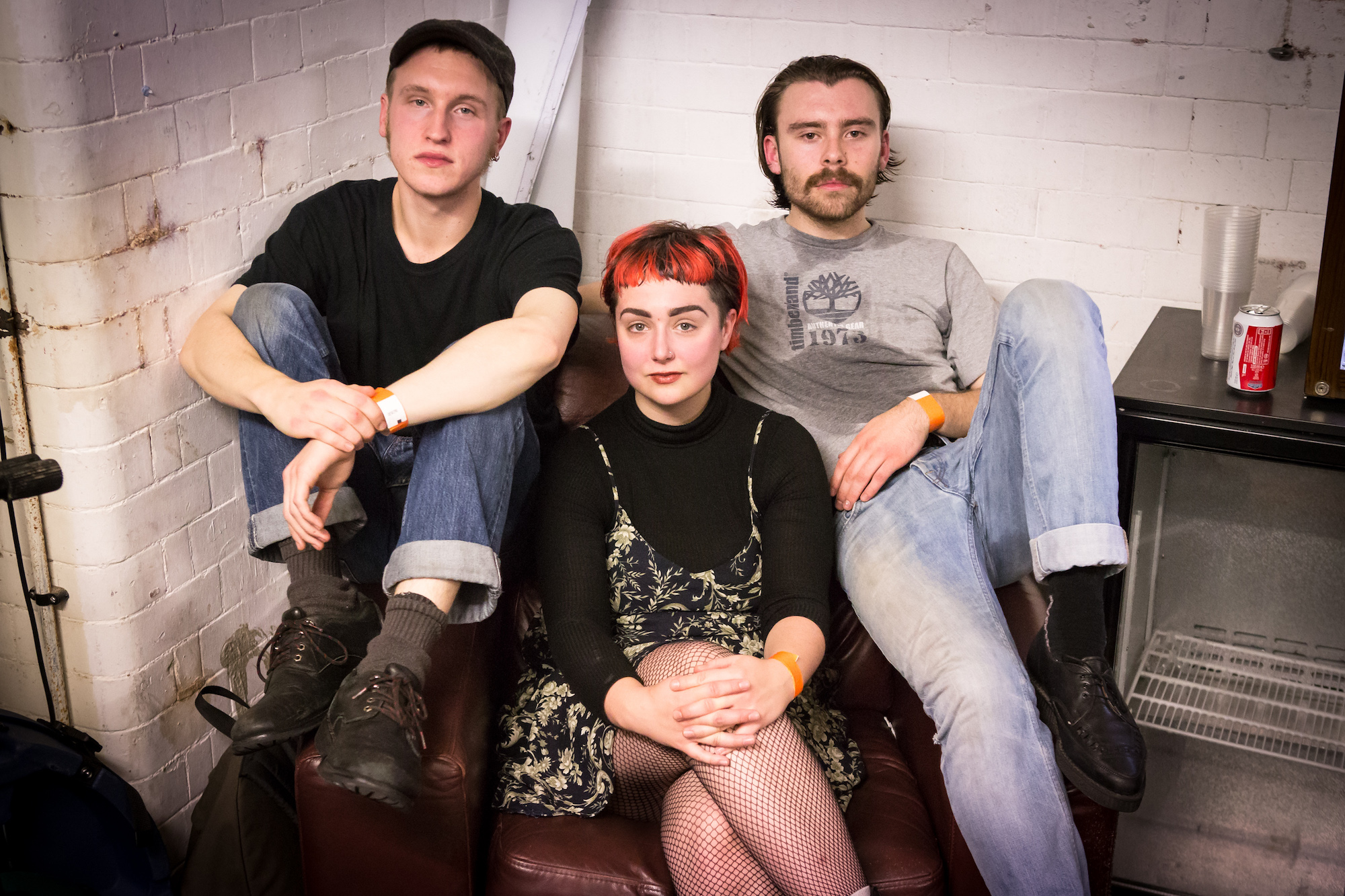 Kagoule, Manchester, October 2015